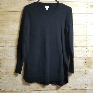 J. Crew Black Sweater Size Small Great Condition